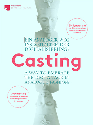 Casting. A way to embrace the digital age in analogue fashion?