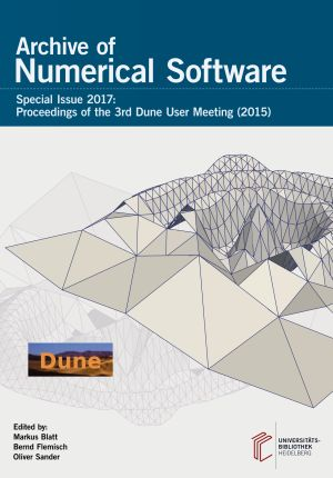 Proceedings of the 3rd Dune User Meeting (2015)