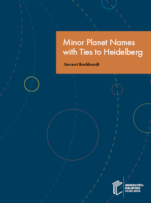 Minor Planet Names with Ties to Heidelberg