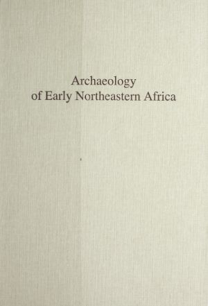 Archaeology of Early Northeastern Africa