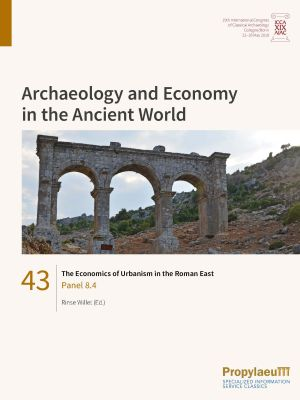The Economics of Urbanism in the Roman East