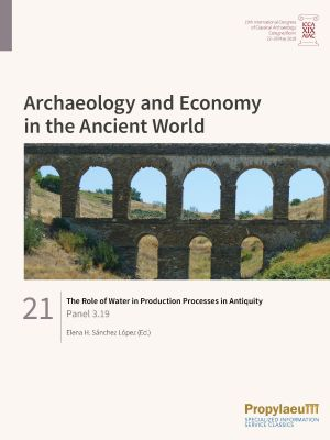 The Role of Water in Production Processes in Antiquity