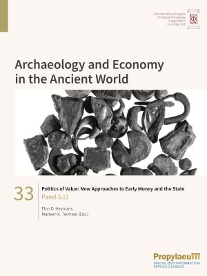 Politics of Value: New Approaches to Early Money and the State