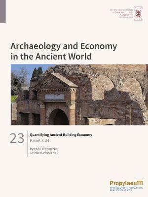 Quantifying Ancient Building Economy