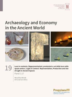 Luce in contesto. Rappresentazioni, produzioni e usi della luce nello spazio antico / Light in Context. Representation, Production and Use of Light in Ancient Spaces