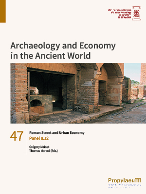 Roman Street and Urban Economy