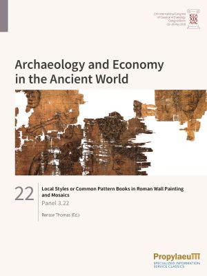 Local Styles or Common Pattern Books in Roman Wall Painting and Mosaics