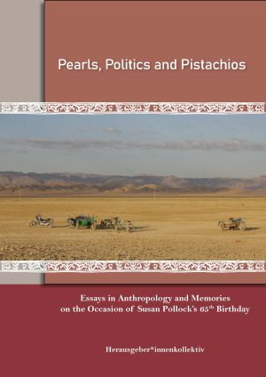 Pearls, Politics and Pistachios